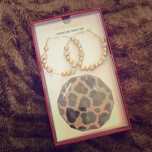 Steve Madden Hoops Set